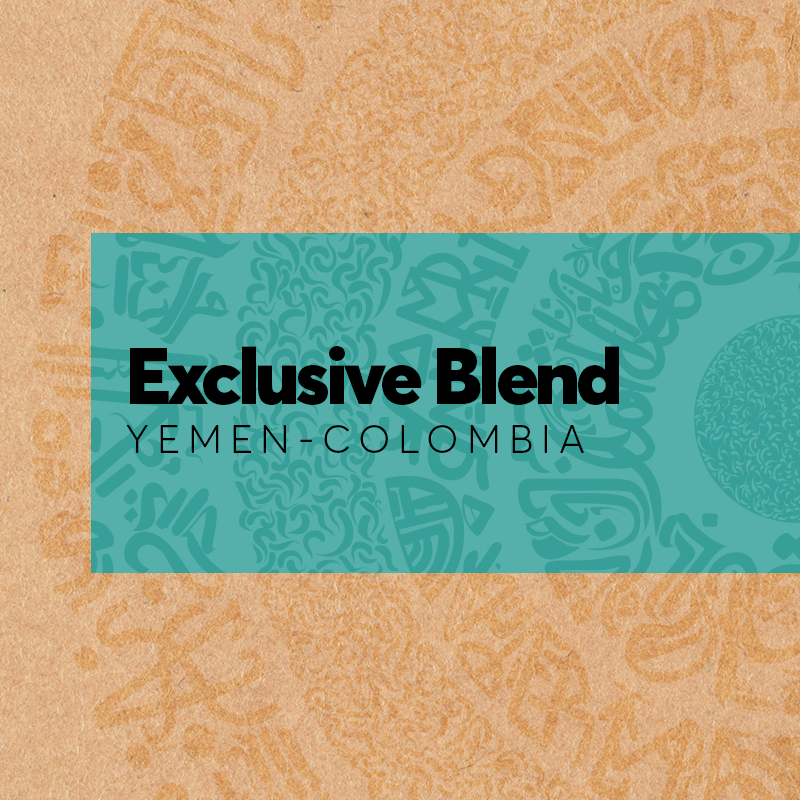 EXCLUSIVE BLEND Café De Especialidad Mokha Bunn