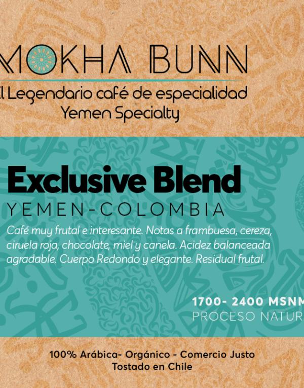 Exclusive Blend-Mokha-Bunn