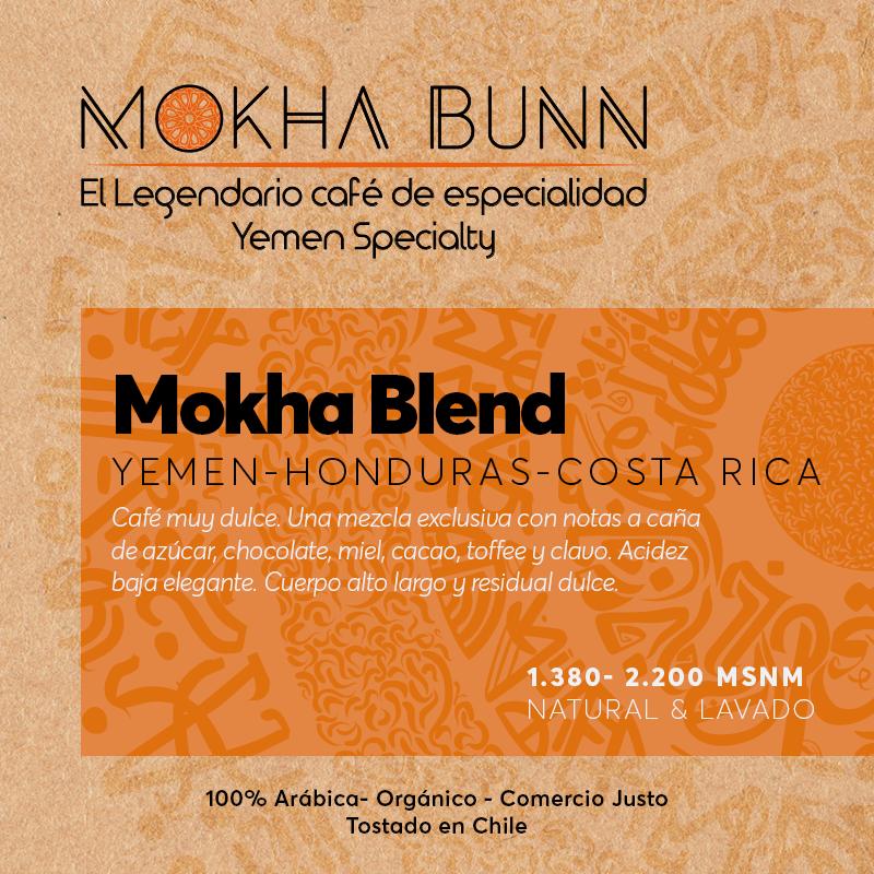 Mokha Blend Mokha Bunn