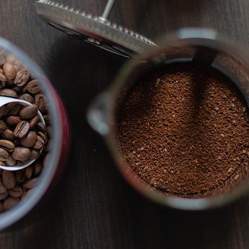 Cafe molido y en granos Mokha bunn