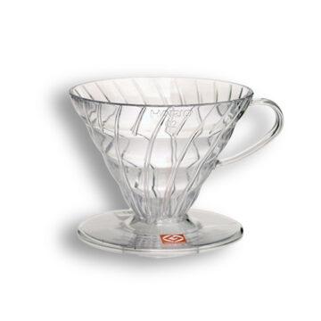 Cafetera Hario V60 02 Dripper Acrílico