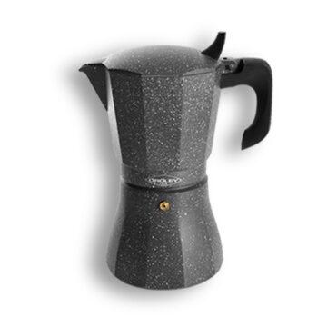 Cafetera-Italaina-Indcuccion-Petra-12Tazas-Oroley-MOKHA-BUNN