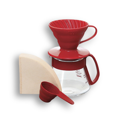 Kit Hario set Pour Over V60-02