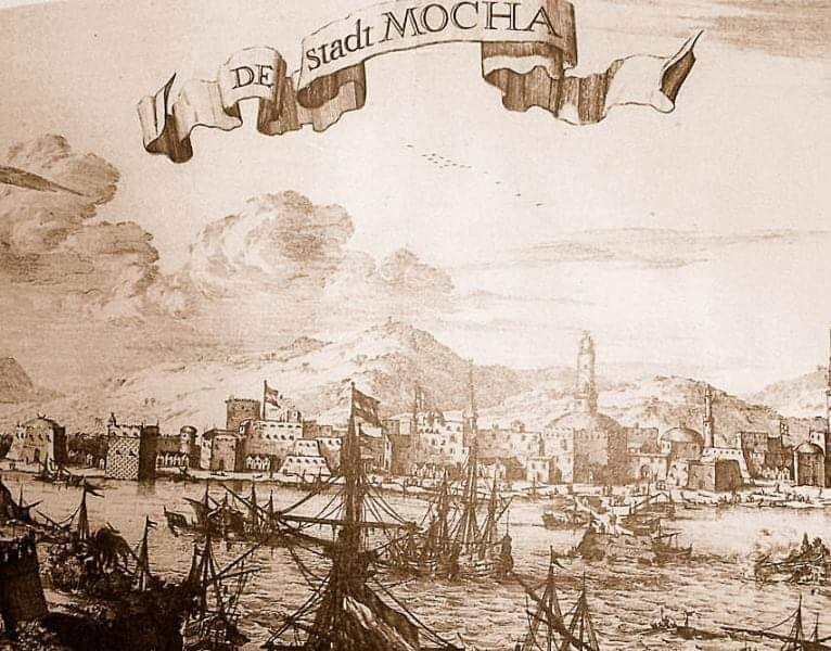 el primer país en comercializar café Yemen