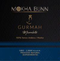 Gurmah Limited Edition Mokha Bunn