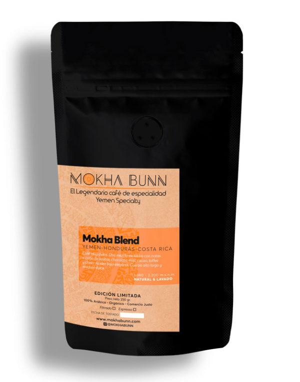 Mokha Blend Café De Especialidad De Yemen Mokha Bunn