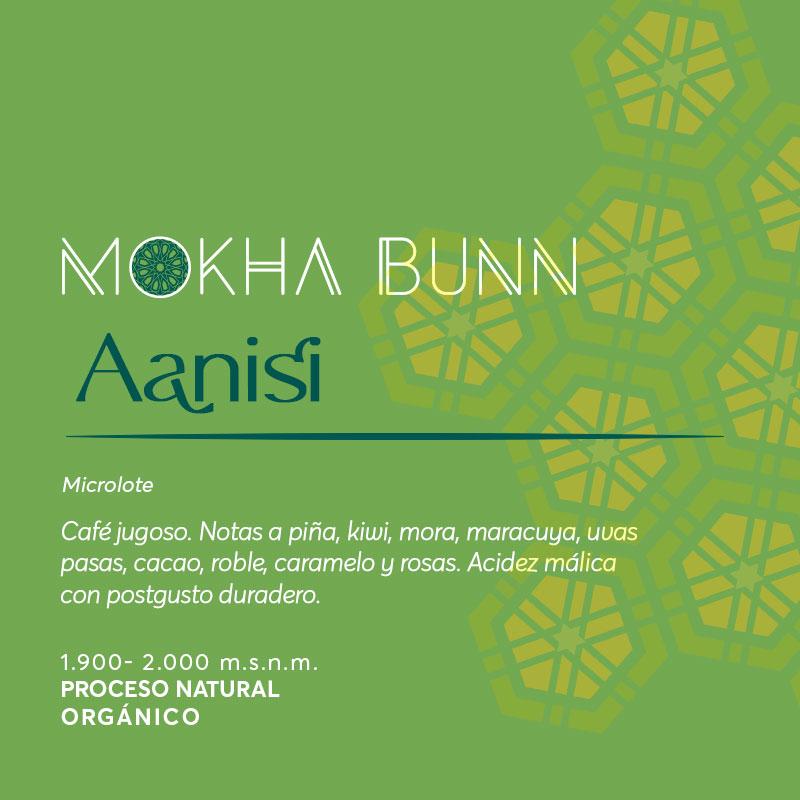 Aanisi Café De Especialidad Mokha BuAanisi Café De Especialidad Mokha Bunn Chilenn Chile