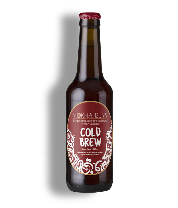 Cold Brew de Yemen Cafe Frio