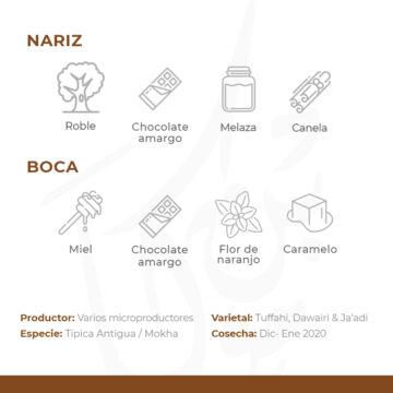 Café-De-Especialidad-De-Yemen-Por-Al-Mayor-Mokha-AA-Mokha-Bunn-Chile