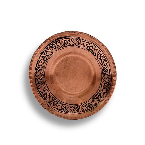 Set De Café Turco 100% Cobre Artesanal Grabado y Hecho a Mano Mokha Bunn Chile