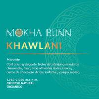 Khawlani cafe de Yemen Mokha Bunn